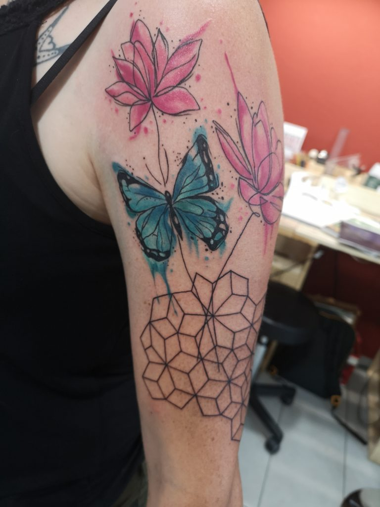 Tattoo by Theresa